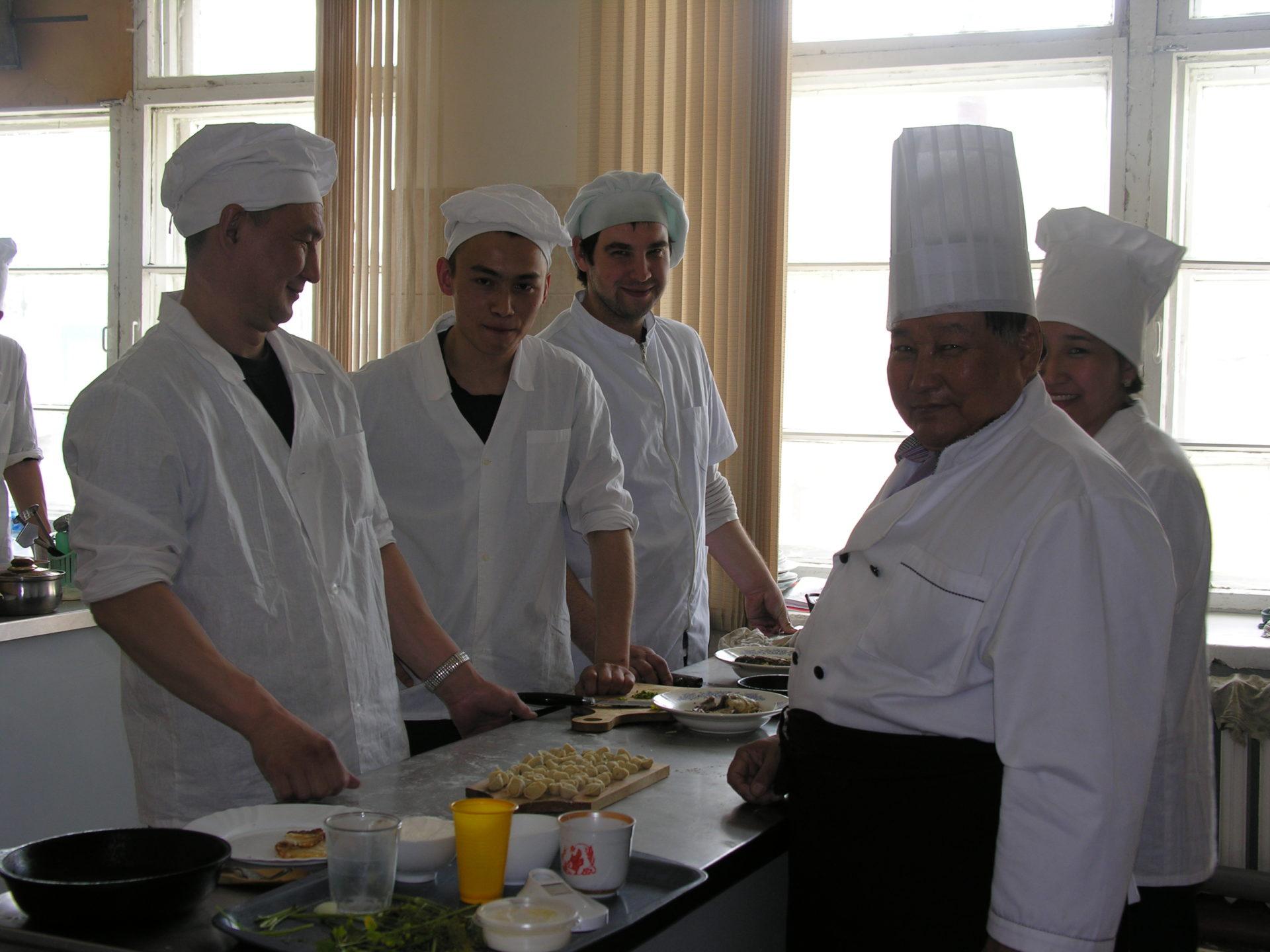 ЯТЭК ПК приглашает на курсы поваров