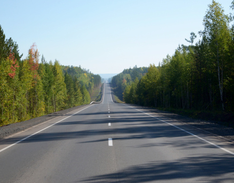 Более 200 км автодорог «Вилюй» и «Колыма» в Якутии и Магаданской области приведут в нормативное состояние в этом году