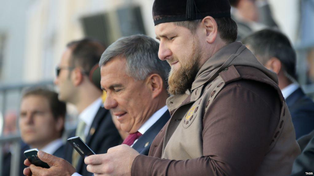 Чечня и Татарстан могут исчезнуть. И вот почему Рамзан Кадыров не будет против (Часть 1)