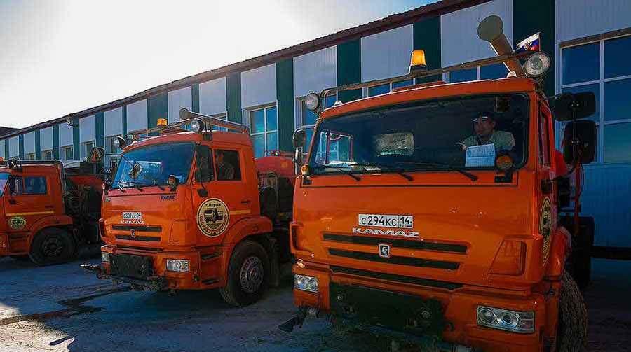 АО «Якутдорстрой» оказывает услуги населению