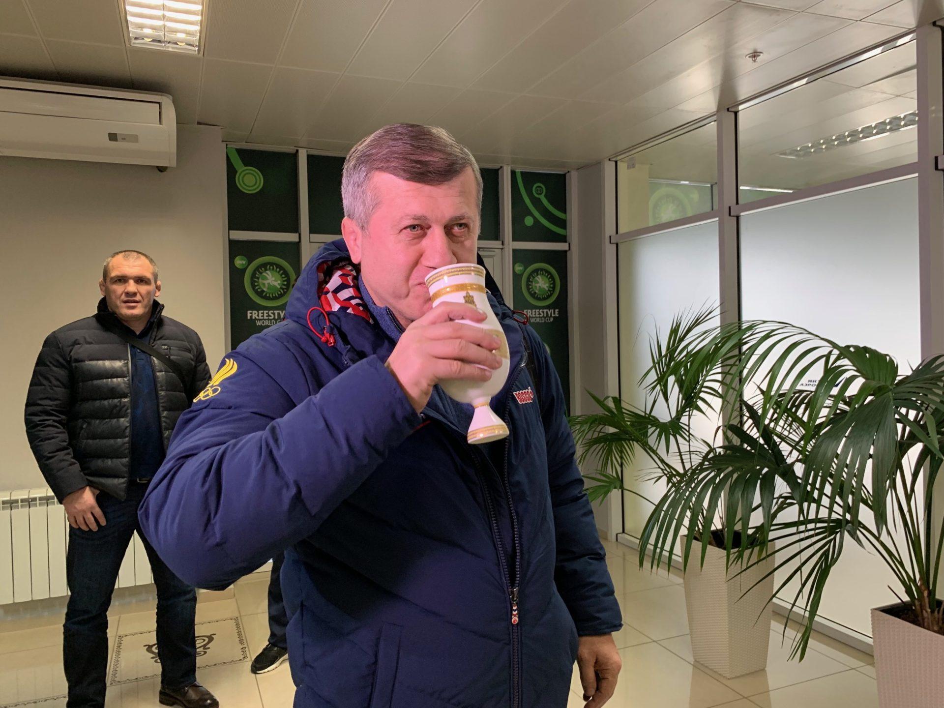 Дзамболат Тедеев: «Для нас принципиально, чтобы «Кубок мира по вольной борьбе – 2019» выиграла сборная России»