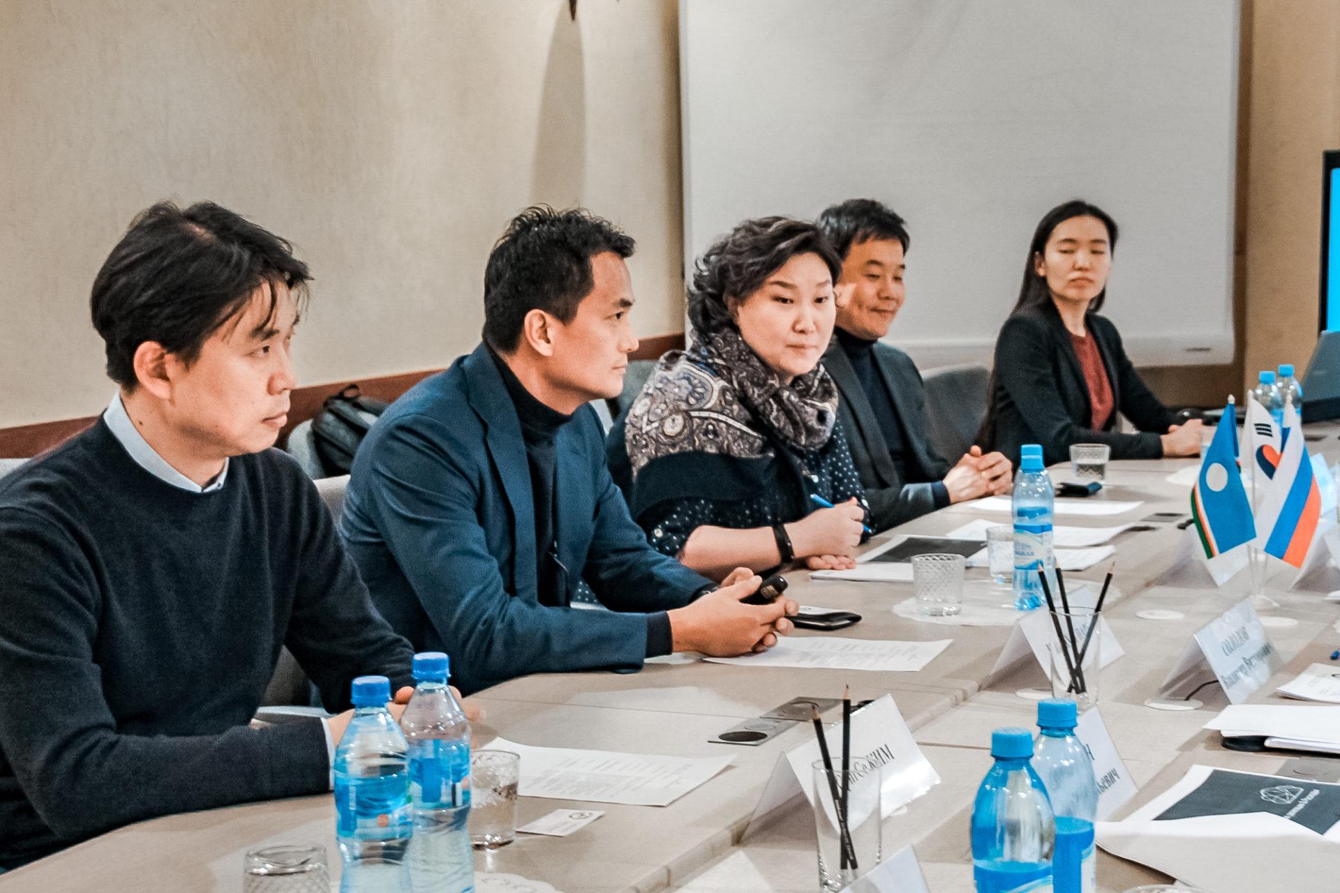 Корейская IT-компания планирует открыть академию на базе СВФУ им. М.К. Аммосова