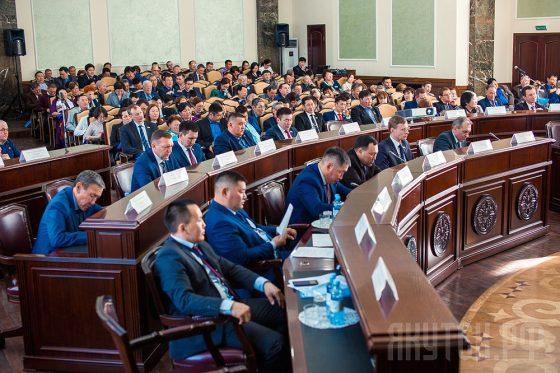 В Якутске состоится VIII съезд Совета муниципальных образований Республики Саха (Якутия)