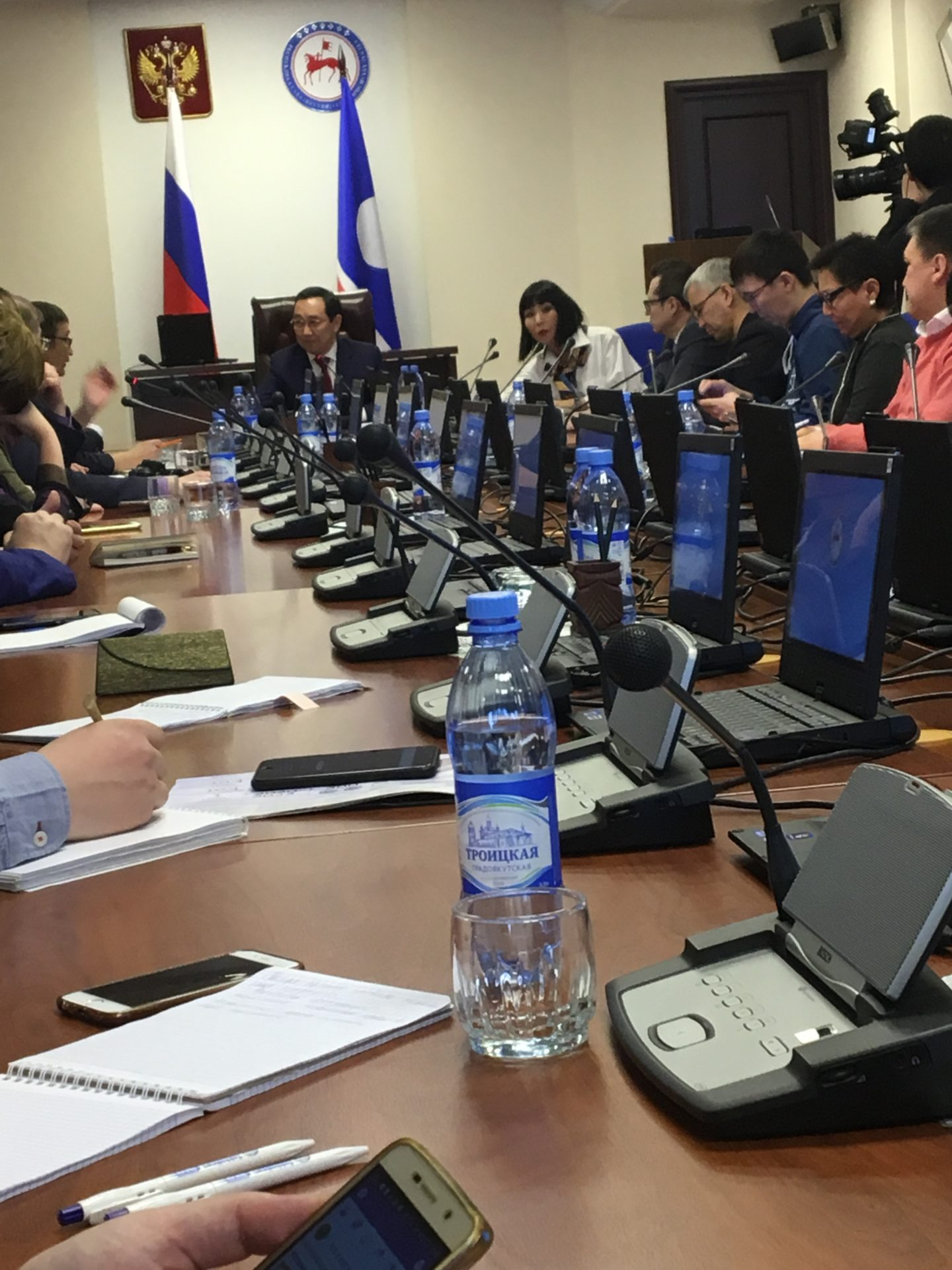 Айсен Николаев о прошлых митингах: «Необходимо будет предпринять все меры для недопущения повторения такой ситуации»