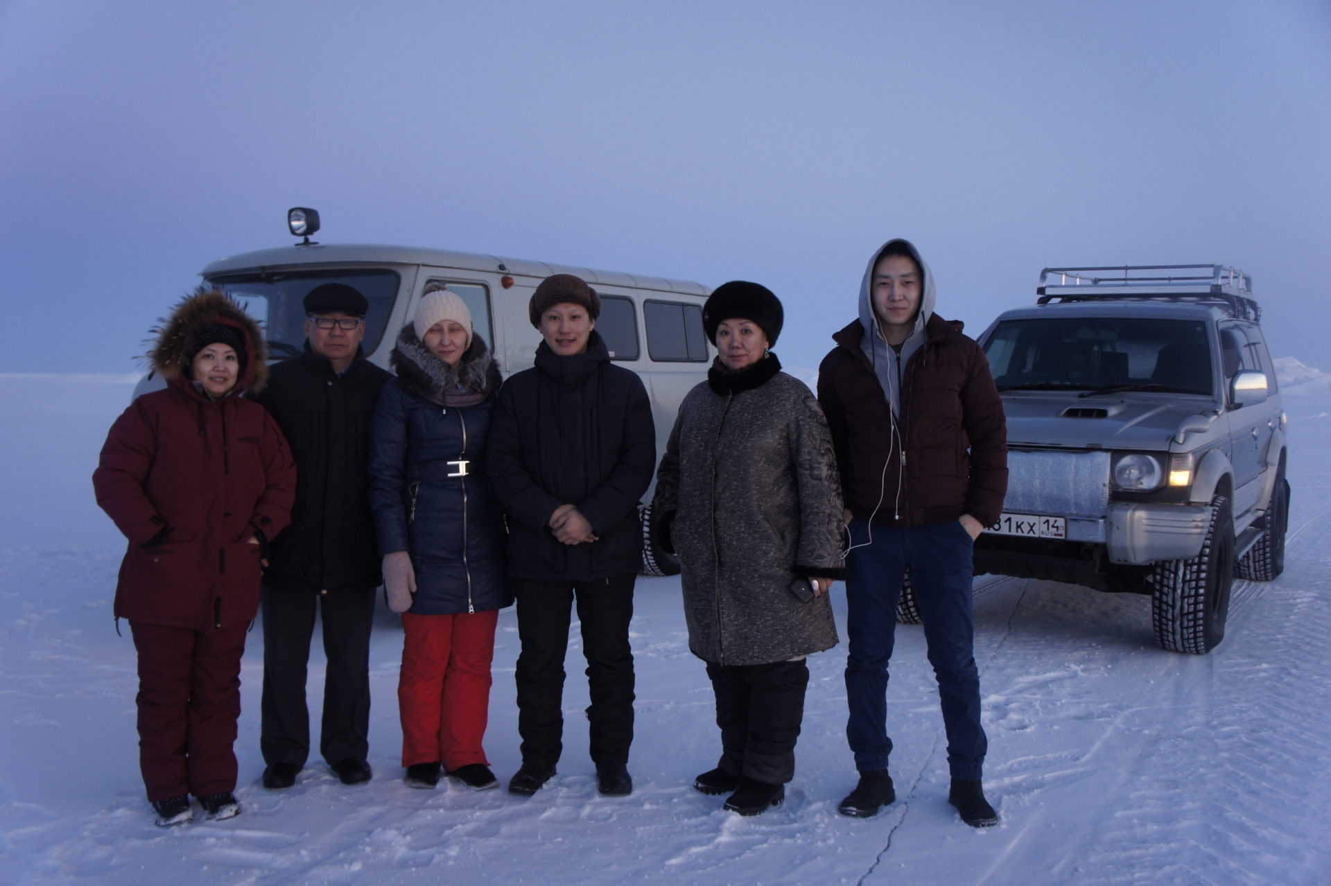В Заполярье прошел отчет самой северной первички «Единой России