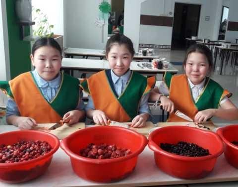 В Якутии в продажу поступила продукция школьного бизнес-инкубатора