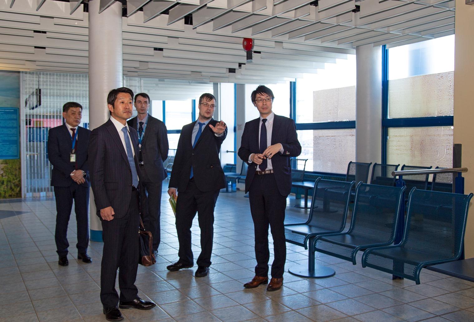 Аэропорт «Якутск» рассматривает предложение о сотрудничестве японского банка JBIC по реконструкции международного терминала