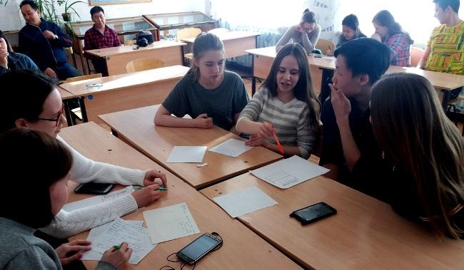 В Депутатском прошла Школа молодого парламентари