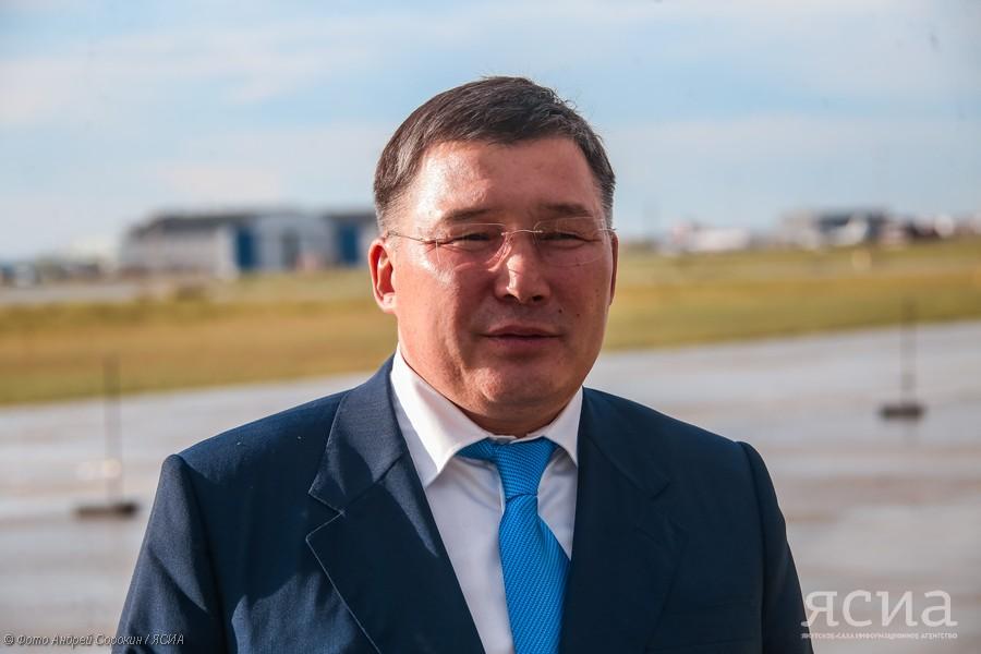 Николай МЕСТНИКОВ суута саҕаланна