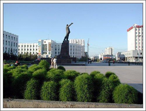 Сдаются в аренду площади Якутска