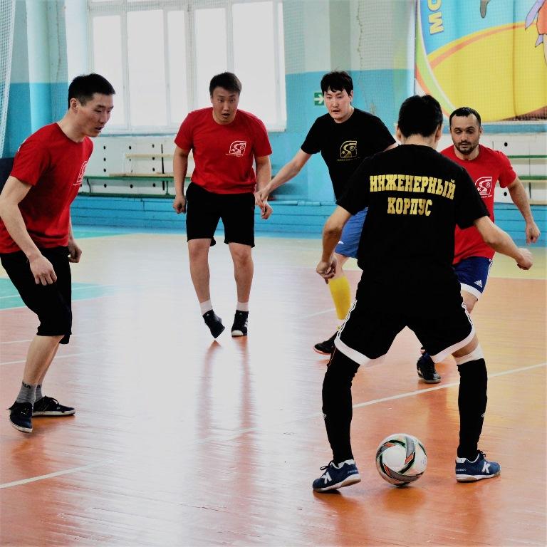 Спартакиада ЖДЯ: Служба пути – самая спортивная