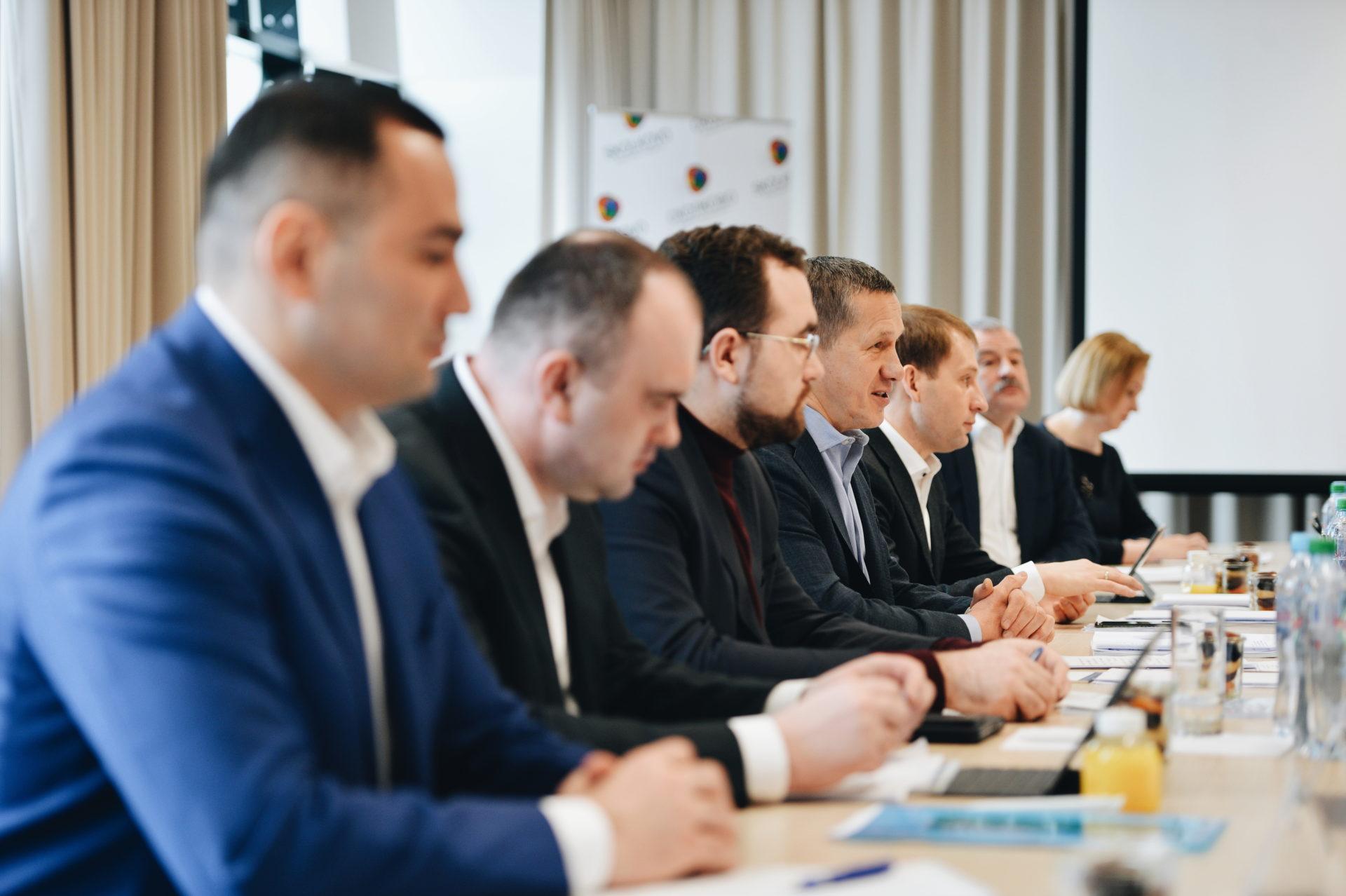Айсен Николаев принял участие в первой стратегической сессии по работе над проектом Стратегии развития Арктической зоны РФ до 2035 года