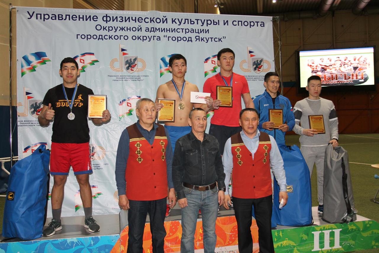 В Якутске разыграны первые пять финальных путевок на «Игры Дыгына»