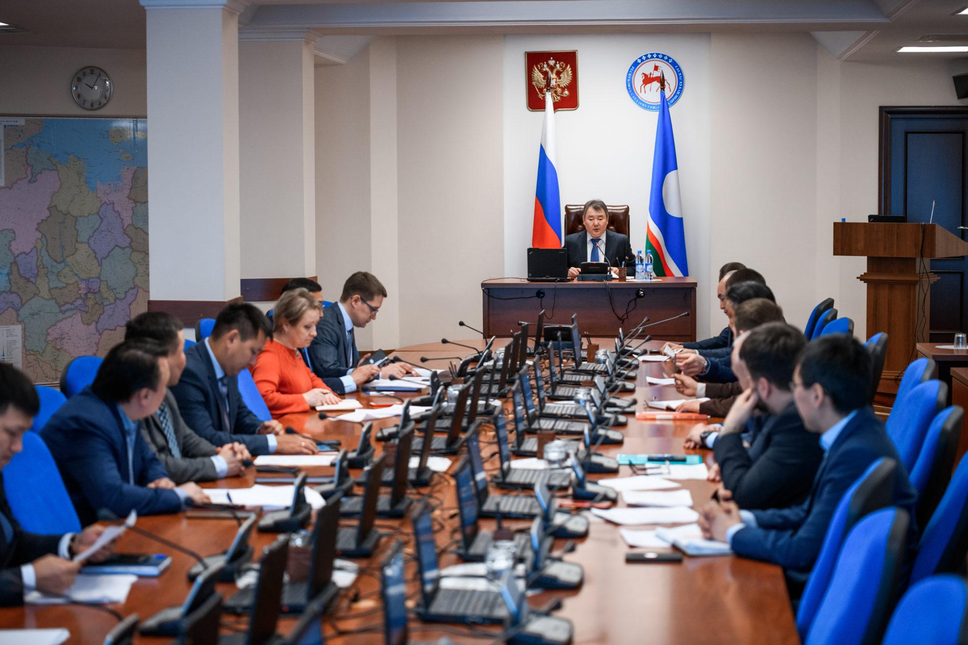 Обсуждены вопросы социально-экономического развития посёлка Кысыл-Сыр Вилюйского района
