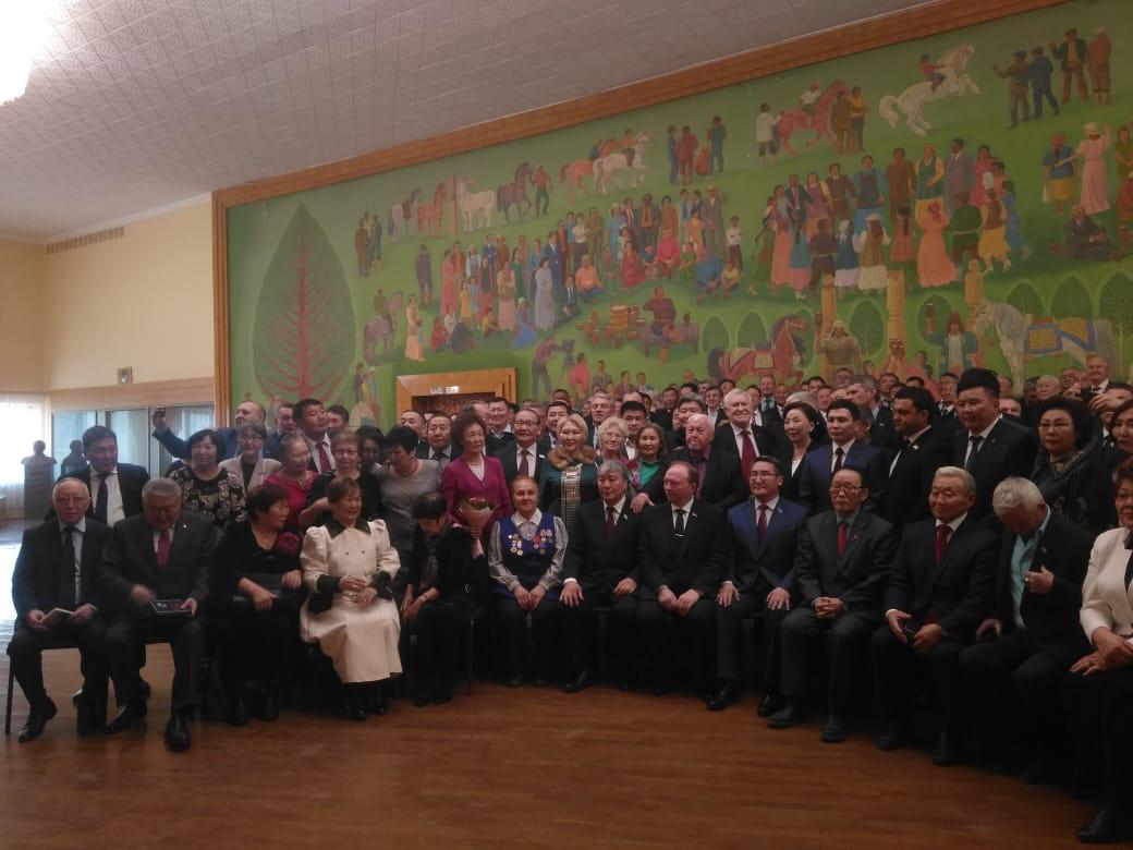Депутаты отпраздновали День Республики Саха