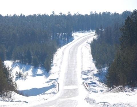 Закрыто движение по грунтовому автозимнику участка федеральной автомобильной дороги «Вилюй»