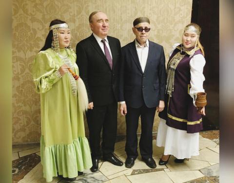 Завершился Всероссийский театральный фестиваль «Пространство равных возможностей»