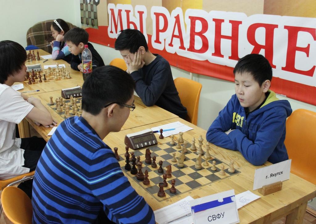 Юные шахматисты Дальнего Востока встретятся в Якутии