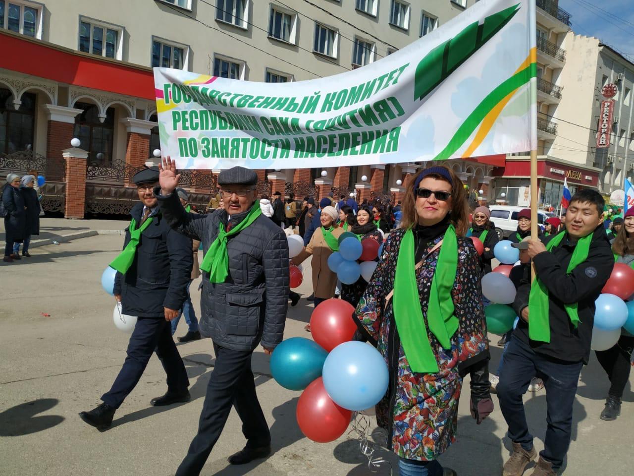 Степан Москвитин: в Якутии увеличивается количество занятых