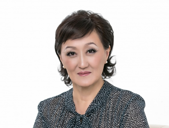 Поздравление главы города Якутска Сарданы Авксентьевой с 1 мая