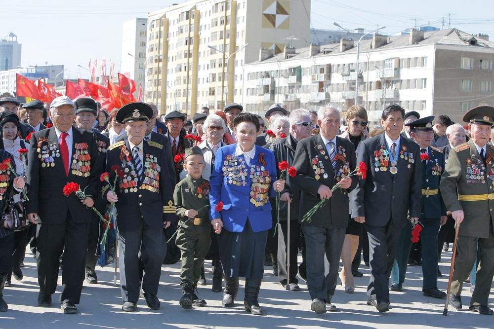 Айсен Николаев объявил в Якутии Год Великой Победы «Ваш подвиг в сердцах поколений»