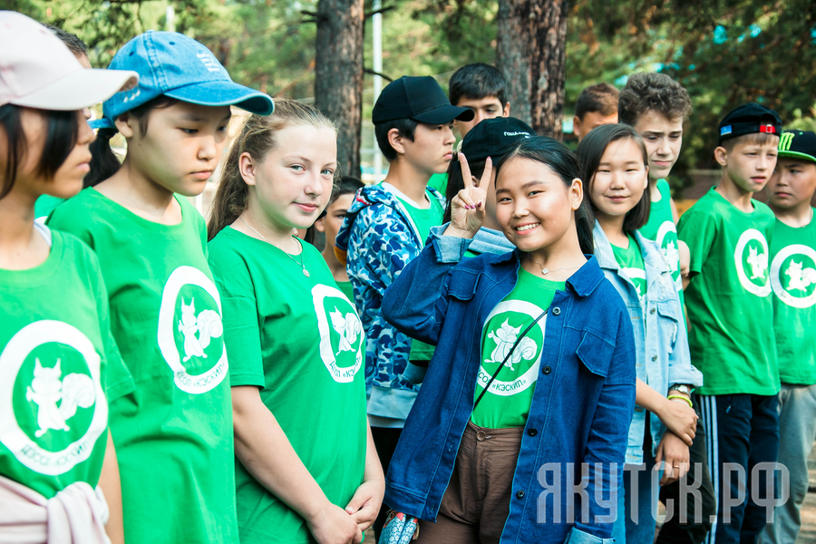 В Якутске организованным летним отдыхом охватят более 8 тысяч детей