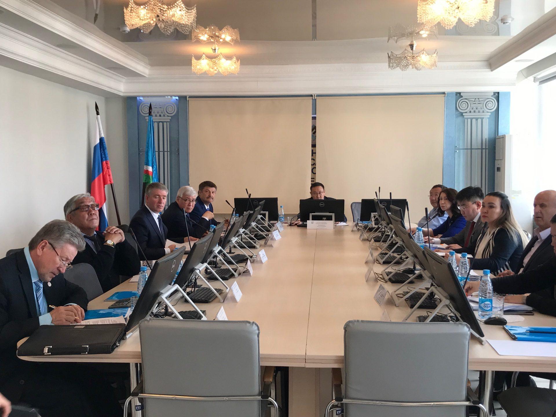 Состоялось годовое общее собрание акционеров АО «Акционерная компания «Железные дороги Якутии»