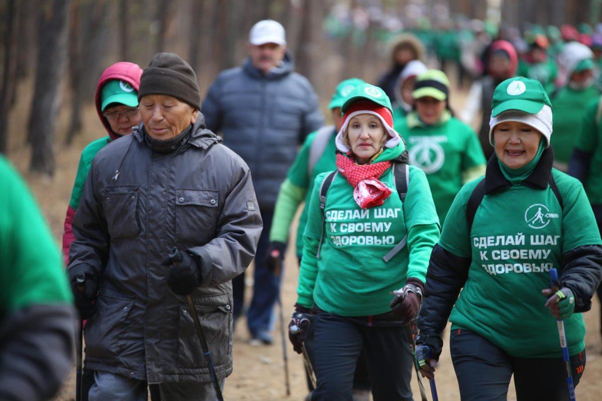 В Якутске стартует акция «Марафон долголетия», посвящённая Году добрососедства и Году Консолидации