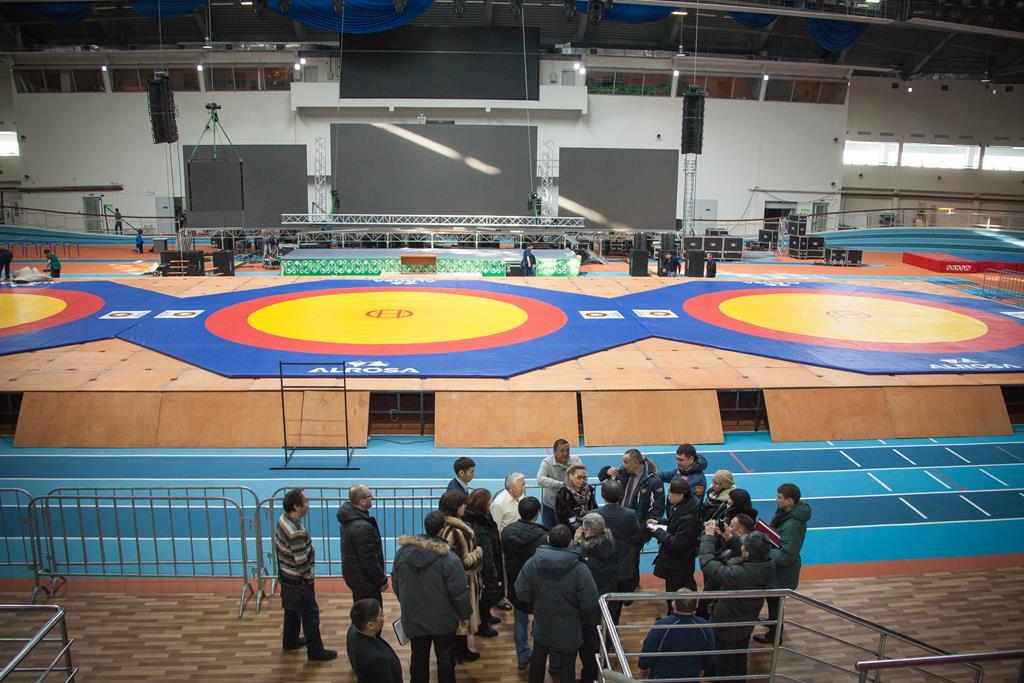 Правительством Якутии принято решение о выделении средств на ремонт спортивных объектов