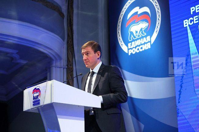 Госдума единогласно приняла в первом чтении поправки Турчака в закон о местном самоуправлении