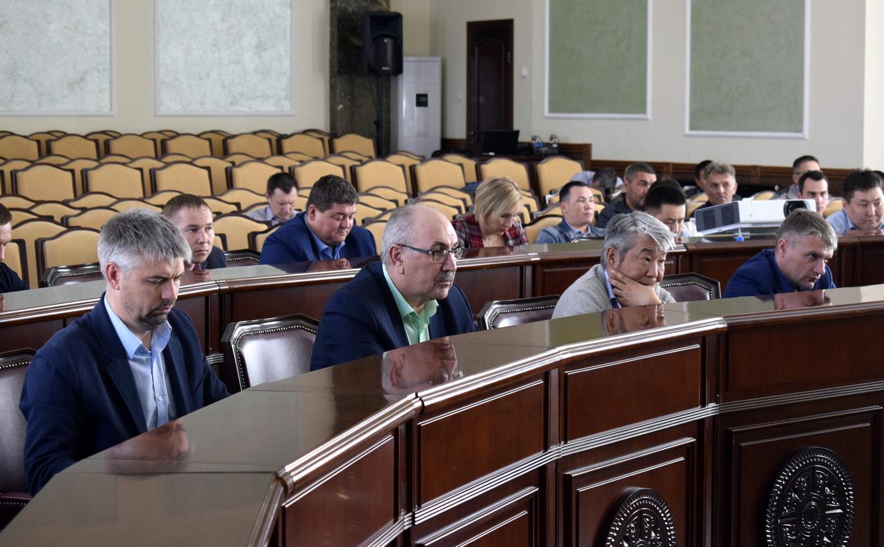 Владимир Федоров: «Якутск готов к безопасному пропуску паводковых вод»