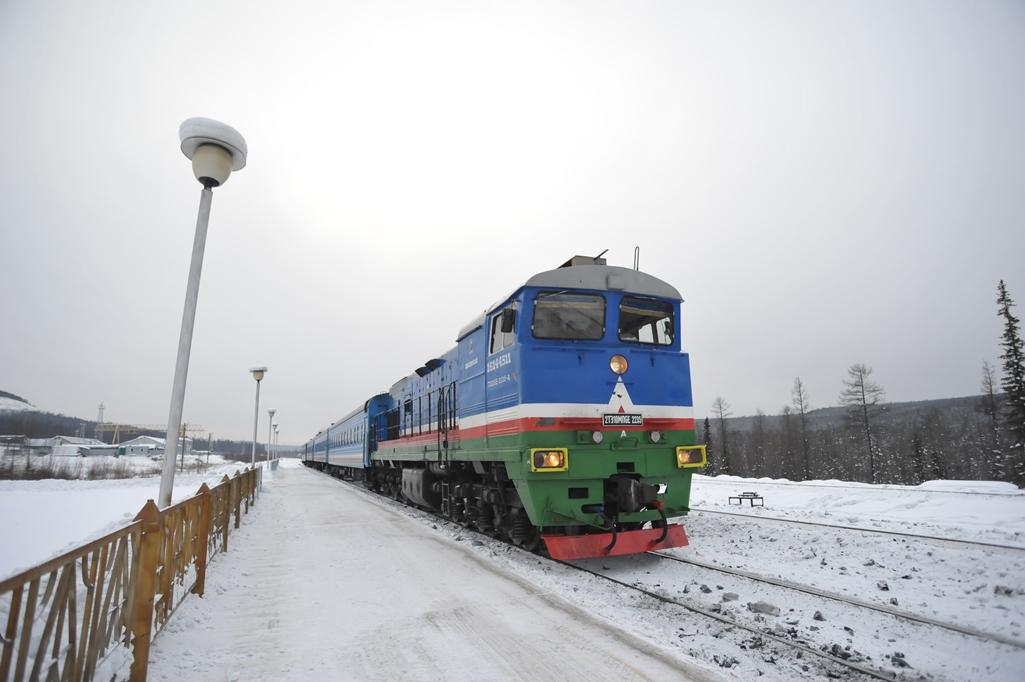 Железные дороги Якутии готовятся к пуску пассажирского движения до станции Нижний Бестях