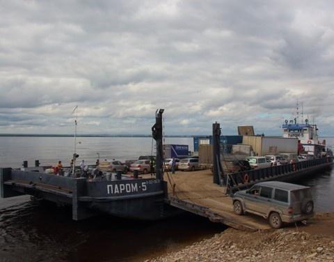 На линии Якутск-Нижний Бестях все перевозчики ввели свои паромы