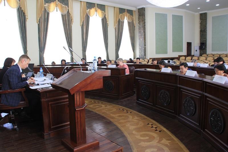 Депутаты отправили на доработку проект изменений в бюджет Якутска
