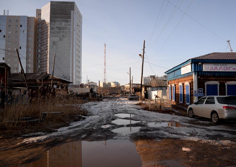 Окружная администрация Якутска объявила конкурс  среди архитекторов на лучший проект Старого города-2