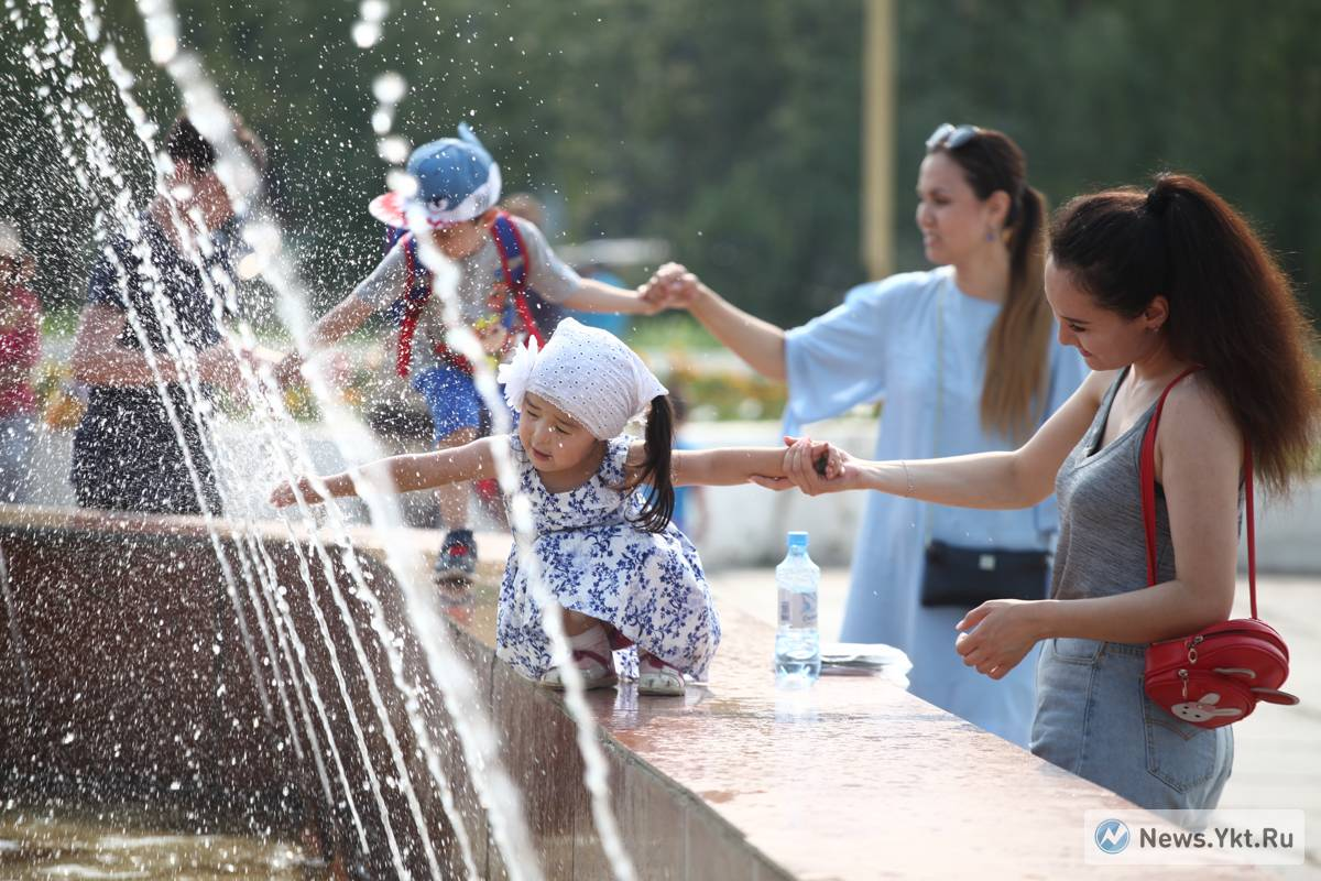 День семей в этом году посвящён борьбе с изменениями климата