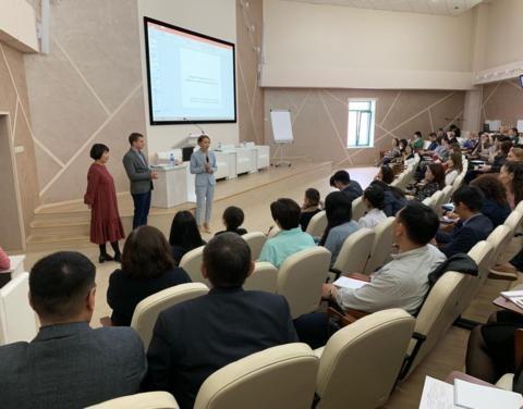 В Якутске проходят курсы повышения квалификации «Новые кадровые технологии»