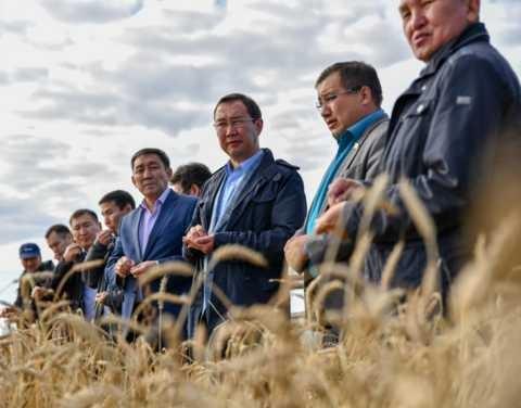 В Якутии планируется обновление механизмов господдержки сельского хозяйства