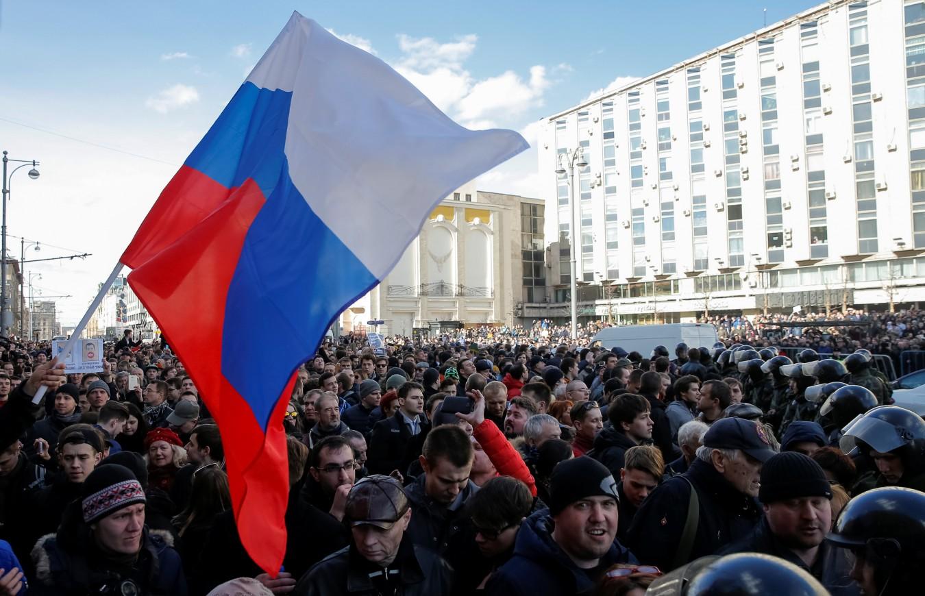 ЦЭПР: В России произошел резкий рост протестной активности, выросло социальное напряжение