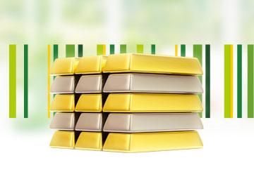 Золотые и серебряные слитки – достойный подарок на Ысыах
