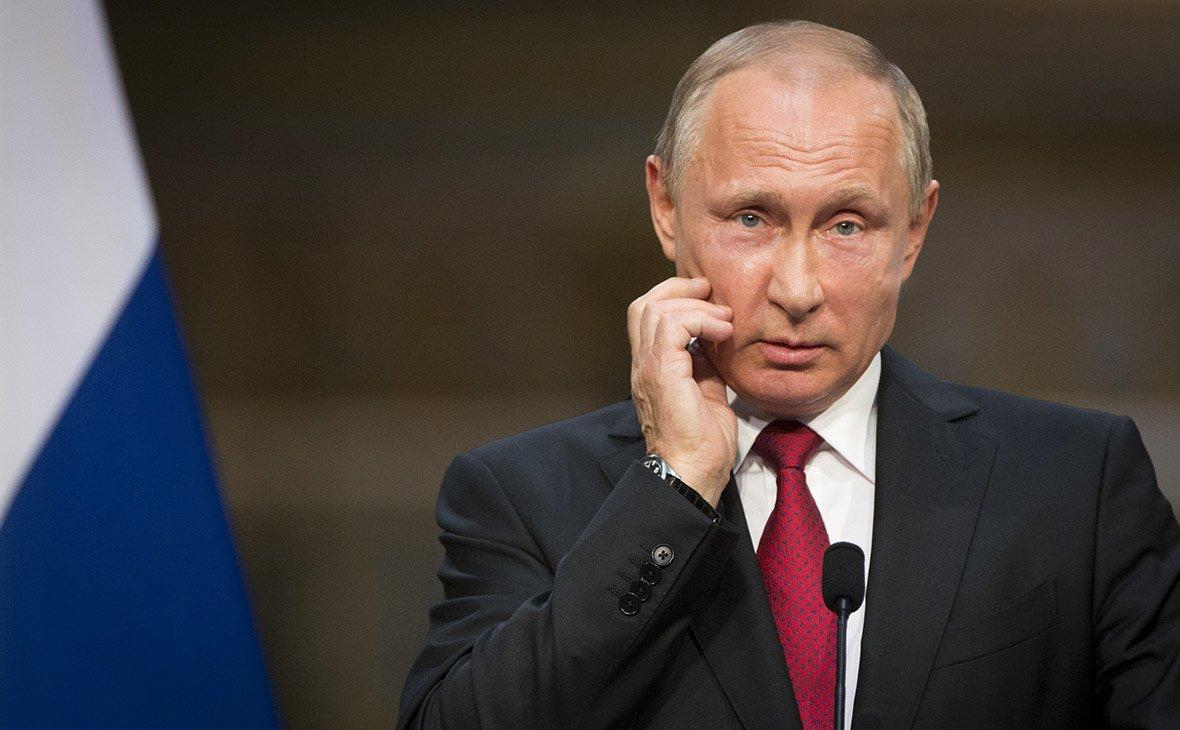 Закрытые опросы выявили непопулярность российского лидера на Дальнем Востоке