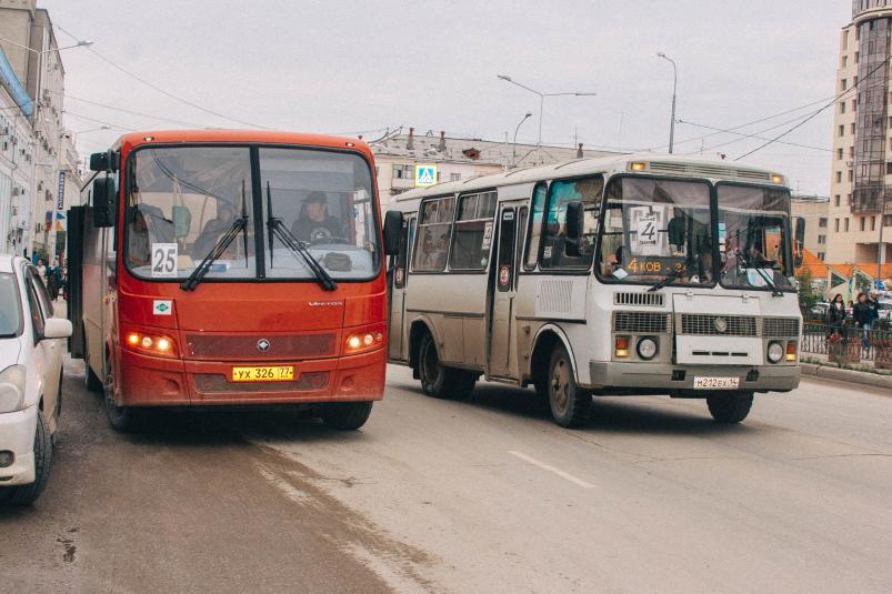 С 1 июня городские автобусы переходят на летнее расписание движения