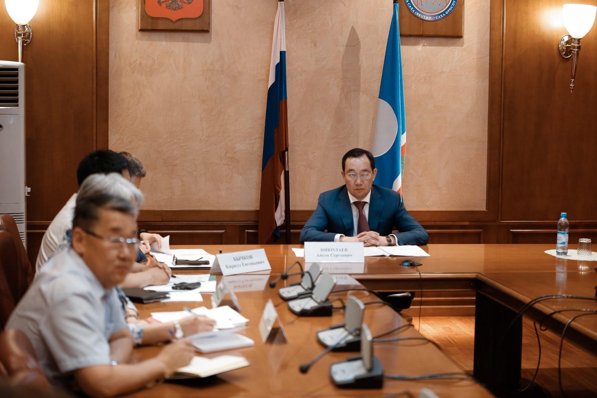 Обсуждены вопросы перехода в Якутии от долевого строительства на проектное финансирование с эскроу-счетами
