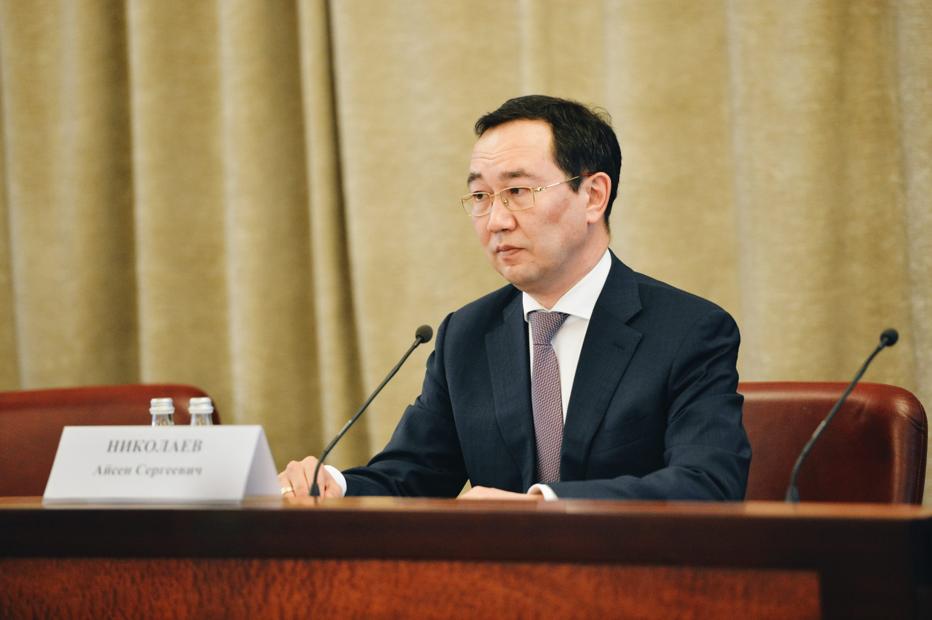 Айсен Николаев возглавил рабочую группу Государственного совета РФ по вопросам развития Дальнего Востока