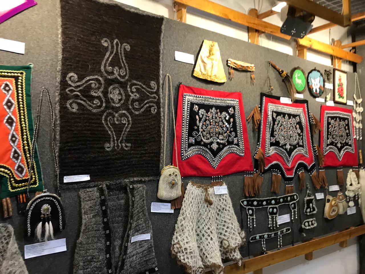 Ветераны Губинского округа стали призерами ежегодной выставки прикладного творчества
