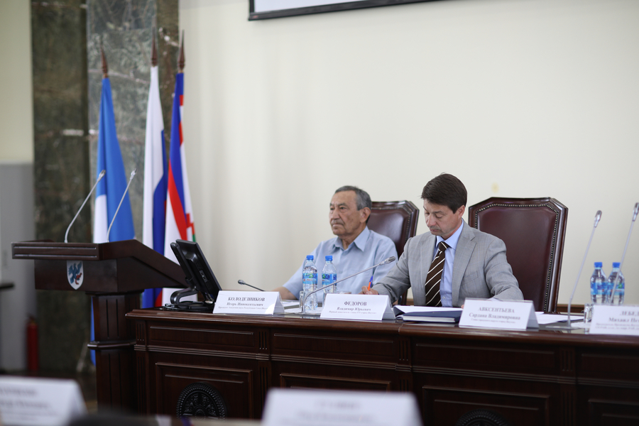 Эксперты Научно-технического совета при главе Якутска дали рекомендации по градостроительству