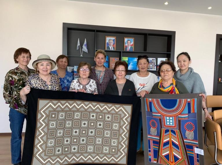 Работы якутских мастериц участвуют в фестивале «Лоскутная мозаика России» в Иваново