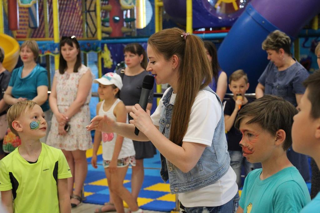 В ТРК «Чудо-парк» открыли летний сезон