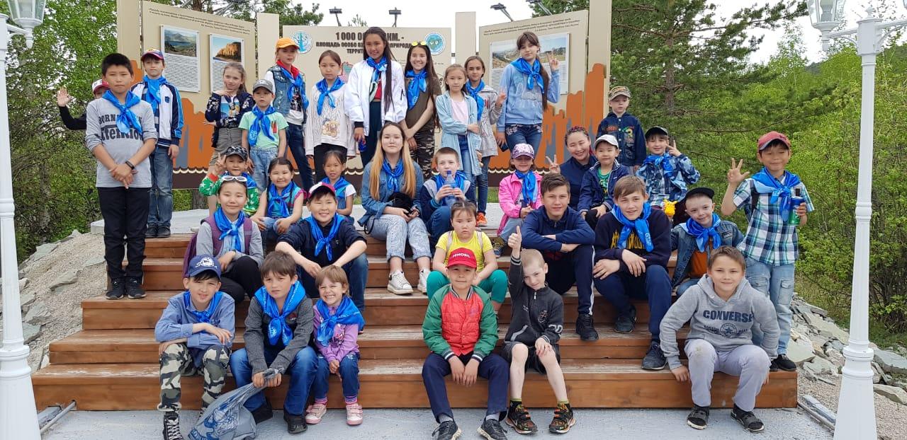 Дети многодетных и малоимущих семей города Якутска посетили зоопарк «Орто Дойду»