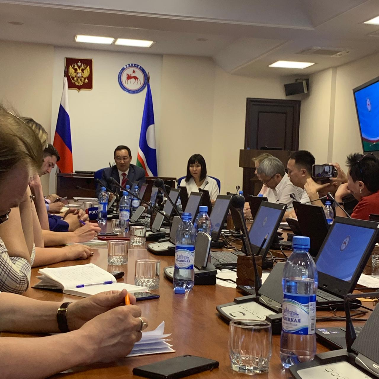 Айсен Николаев: Если ты взялся управлять Якутией, будь готов к проблемам